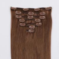 Natural hair clip in extensions for African market XS054