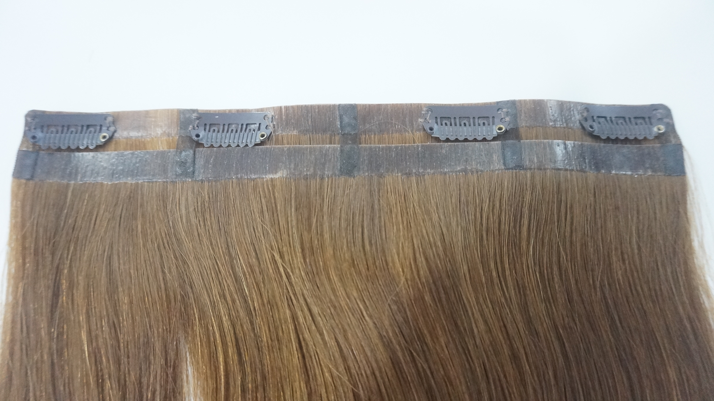 PU Clip in Hair Extension New Style in Hair Market WK014