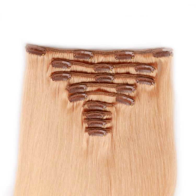 Remy clip in indian remy buy hair extensions SJ00153