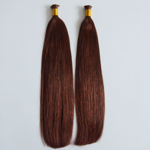 18inch #33 straight remy hair bulk lp130