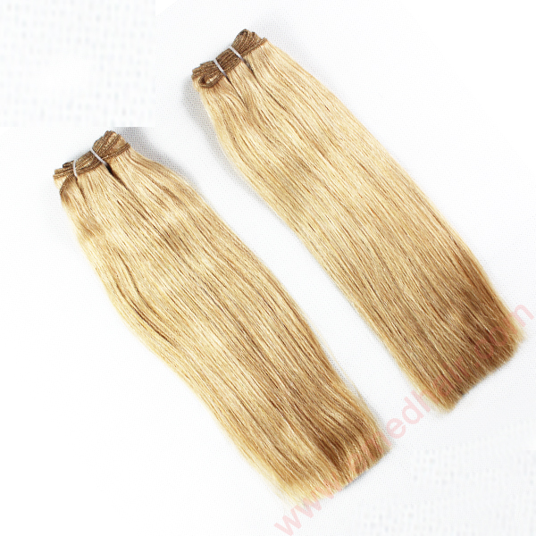 Most popular top quality hair weft remy brazilian hair weave #28 color.HN170