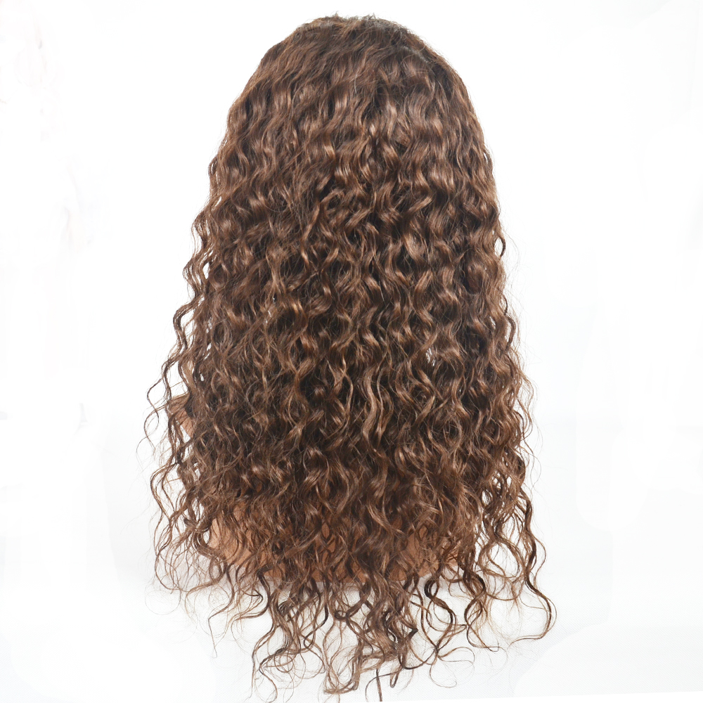 Curly wig,short wig brazilian,two tone color short wig,short afro curly wig HN306