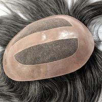 Natural professional wigs for mens buy online SJ00163