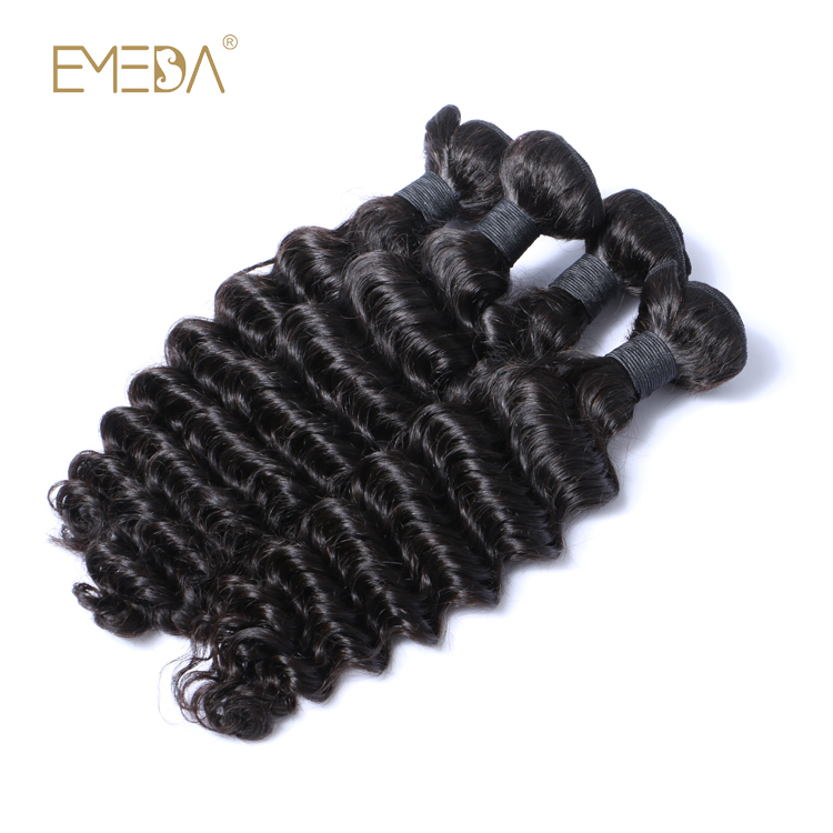 Real best virgin human hair bundles SJ00112