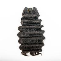Indian hair deep wave no tangle hair extension hair YJ 62