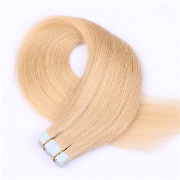Diy tape in hair extensions made in China XS101