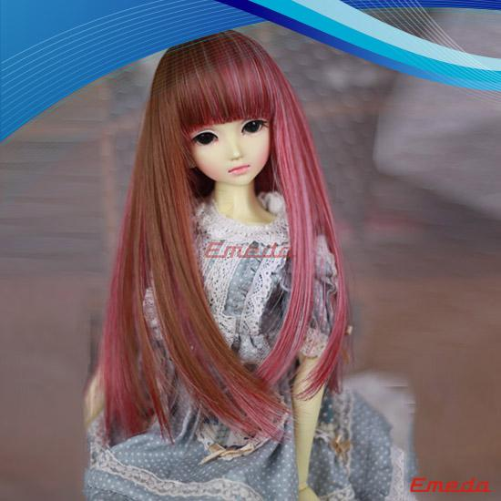 cheap doll wig