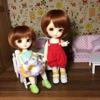 2015 fashion doll wig lp