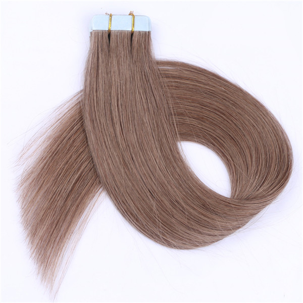 Wholesale hair extension hair extension tape strips XS100