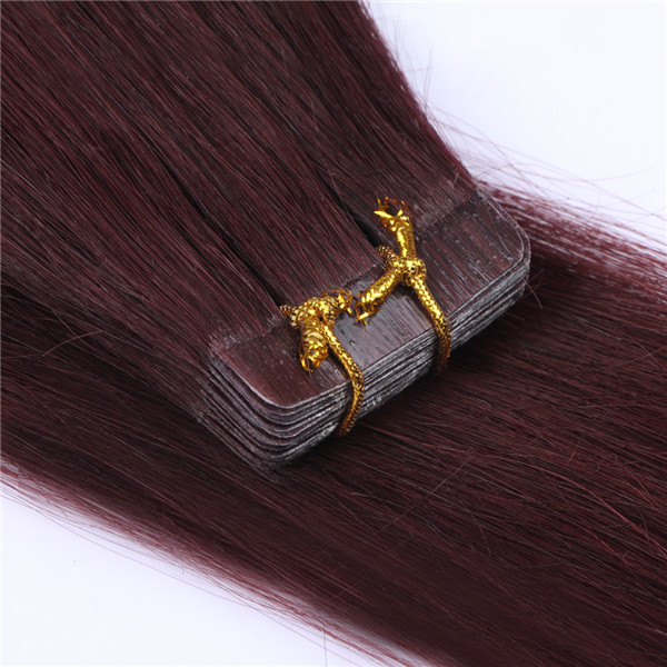 Tape In Hair Extensions Emeda Supplier Remy Human Hair Extensions   LM057