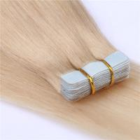 Professional  remy human hair tape in hair extension             LM006