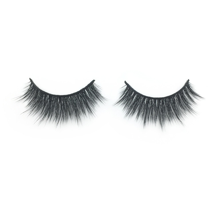 Eyelash Vendor Wholesale 3d Faux Mink Lashes Provide Silk Strip Lashes PY11