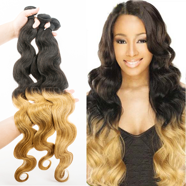 Thick hair weave with good hair weft price JF350