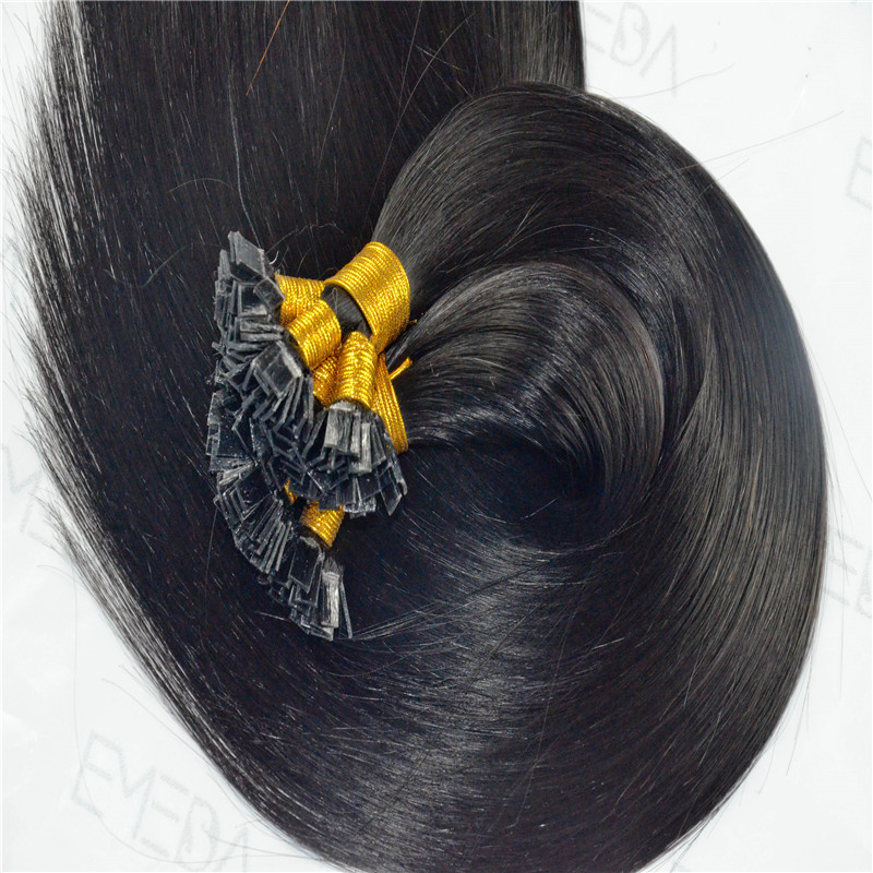 Remy hair extensions pre-bonded Brazilian flat tip hair WK088