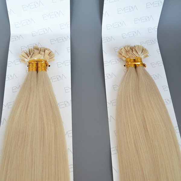 Straight blonde cuticle remy hair in CA lp152
