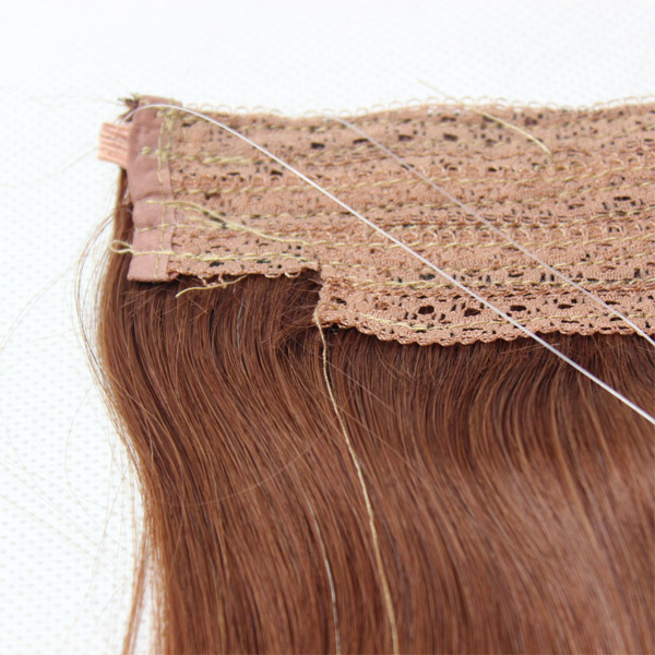 Flip in hair extension lp