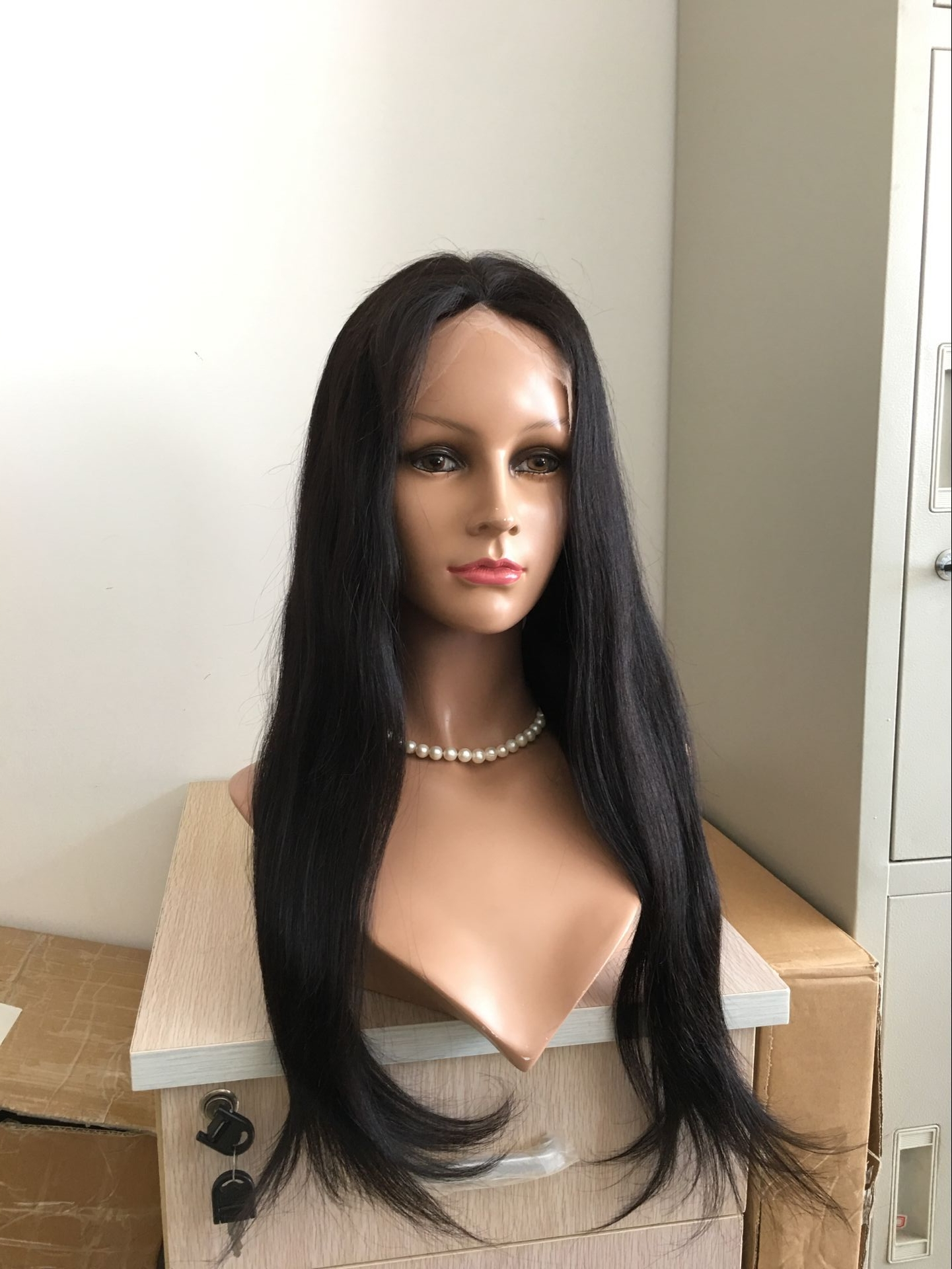 Lace front wig best selling high quality from hair YL088