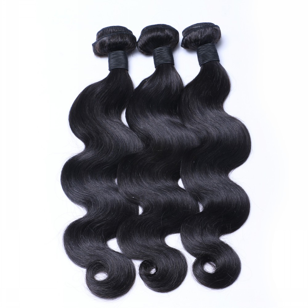 Unprocessed Brazilian Body Wave Hair Bundles WW023