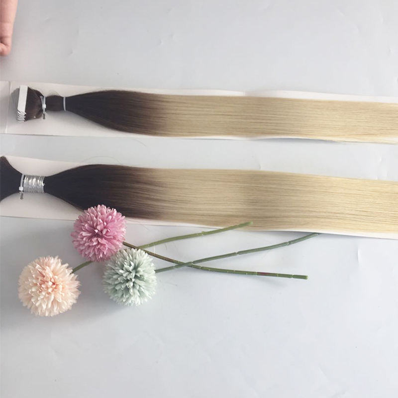 Hair bulk full cuticle human hair extensions factory price  YL327