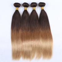EMEDA Human Virgin hair bundles Straight Peruvian Hair Extensions for Black People  HW043
