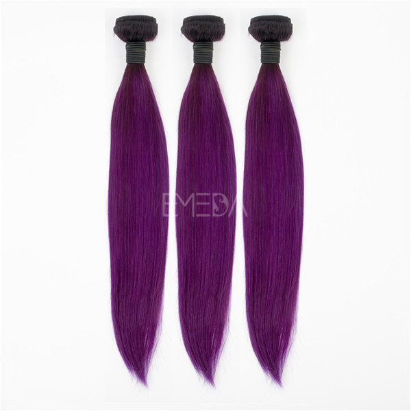 Stock real Indian silk straight hair weave extensions YJ184