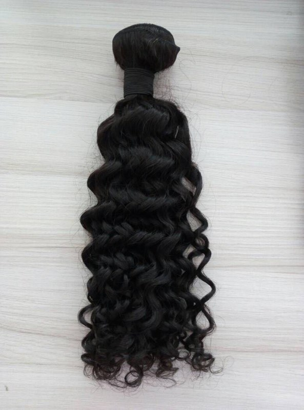 Factory raw Indian hair weave full cuticle unprocessed hair YL108