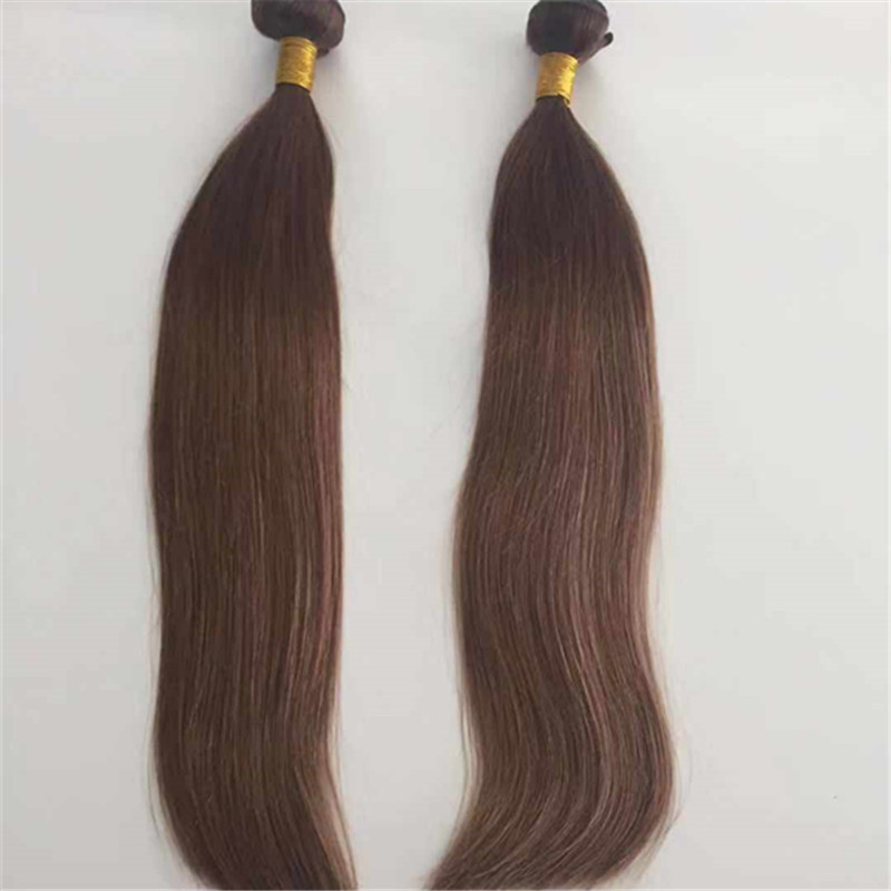 Wholesale ombre hair extensions machine double weft double drawn hair YL291