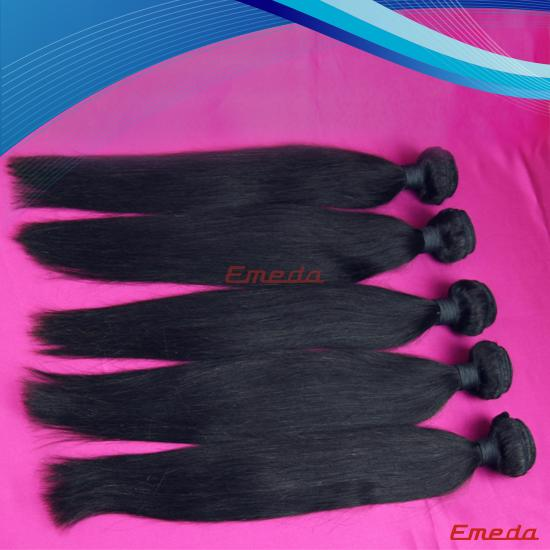 Unprocessed 5A+ Remy Lush Hair Extensions Human Brazilian silky straight Hair Extensions