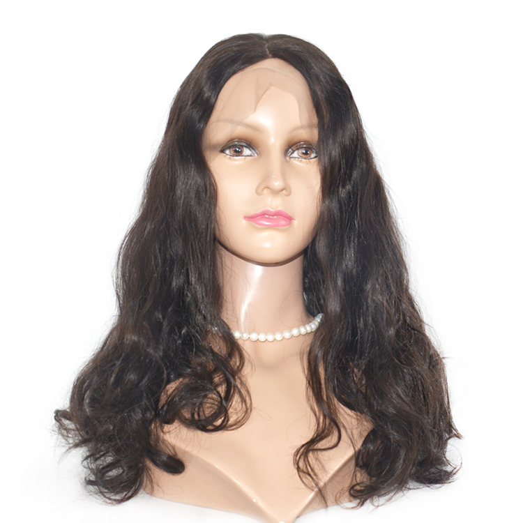 Brazilian Human remy Hair Full Lace Wigs Professional Factory Supply    LM110
