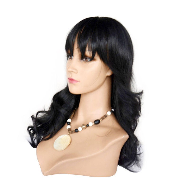 Brazilian Human Virgin Professional Guaranteed Lace Front Wigs   LM063