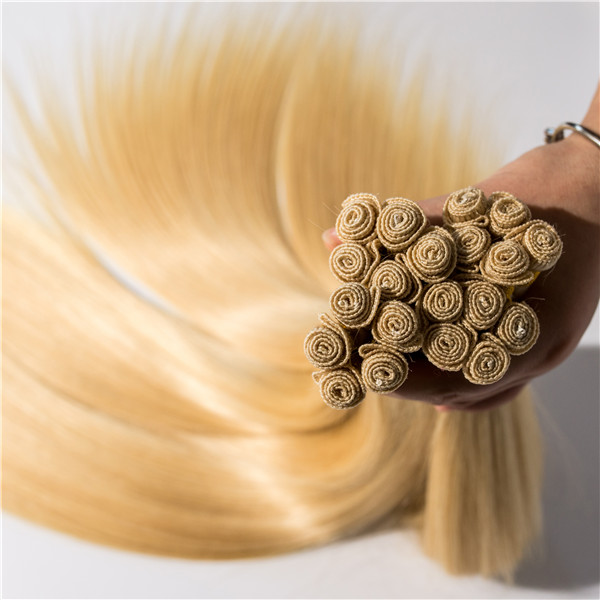 Hand tied premium quality hair extensions in Dubai  ZJ0094