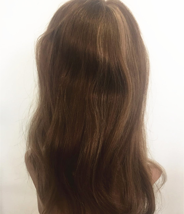 Toupee for women highlight colors fashion wig in stock  YL280