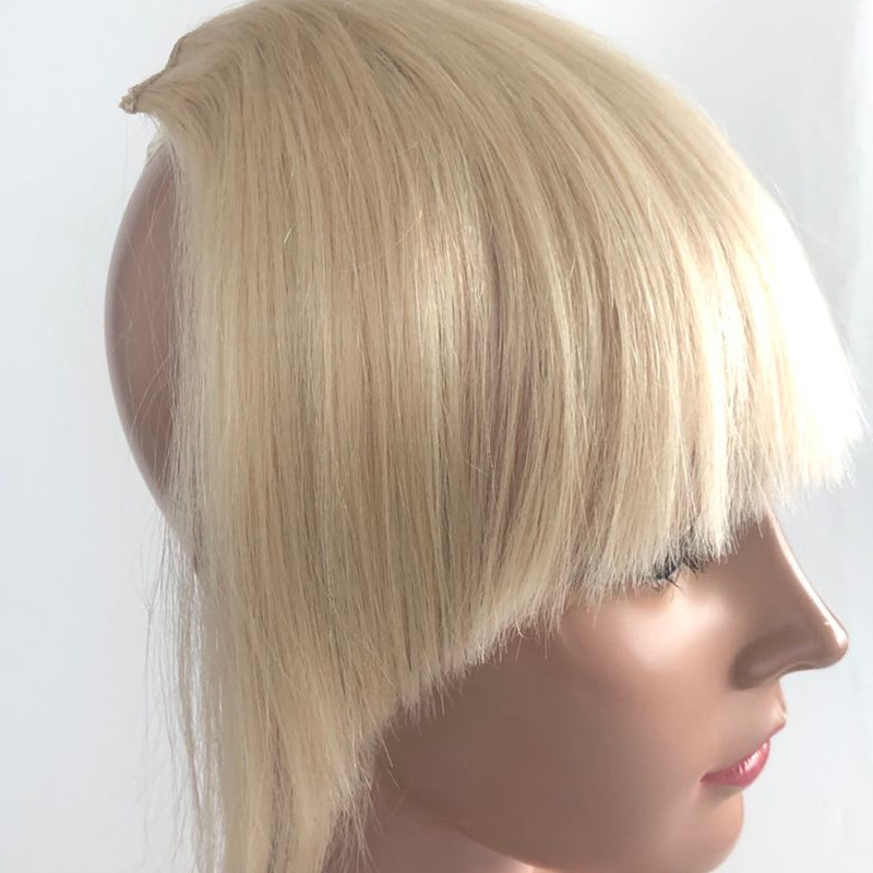 Human hair bangs remy hair black blonde brown  YL362