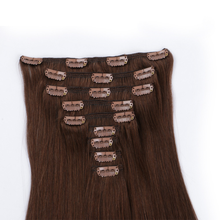 Best places that sell hair extensions to get clip in hair weft buy human hair SJ00127
