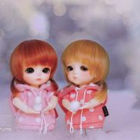 cute doll wig LP