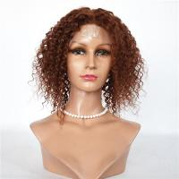 Glueless lace wig - 4