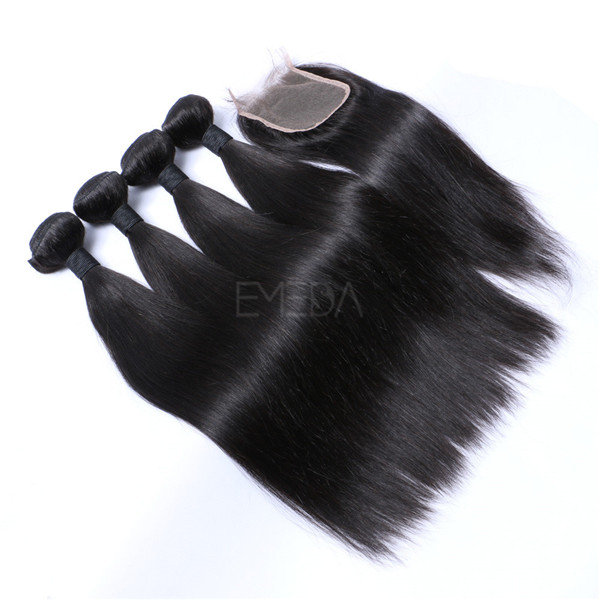 2016 premium best human hair extensions sew in weft YJ222