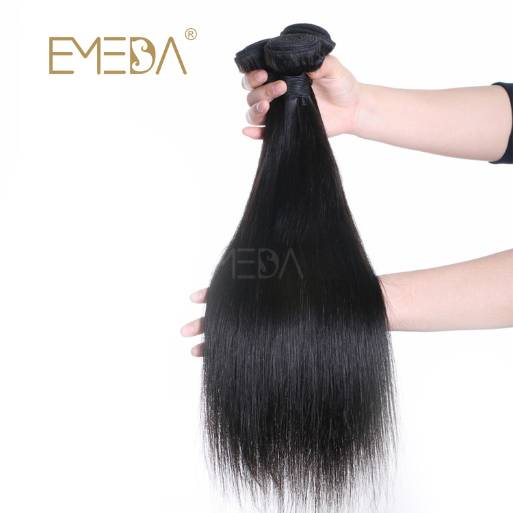 Wholesale Remy Human Hair Factory Price No Tangle Russian Hair Weave Supplier  LM387