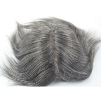 Long hair lace toupee mens wig shop SJ00200