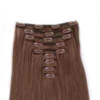 Wholesale Factory Wholesale Brazilian Human Hair Clip In Hair Extension YL204