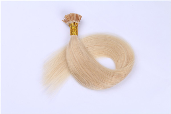 Remy Human Hair Extensions I Tip Beautiful Prebonded Hair Extensions    LM125