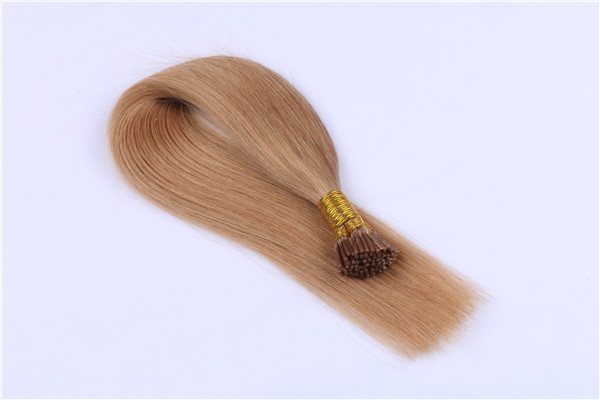 I Tip Hair Brazilian Wholesale Pre-bonded Hair Extensions   LM061