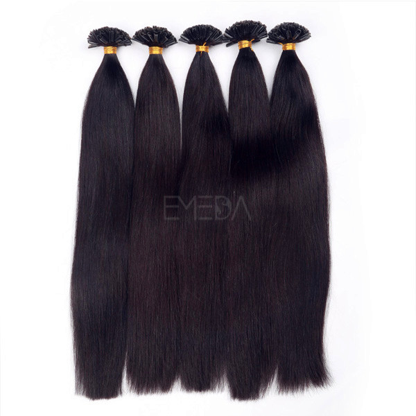 Double drawn no shedding no tangle high quality u tip hair double drawn no shedding no tangle high quality u tip hair extensions wj015 pmusecretfo Image collections