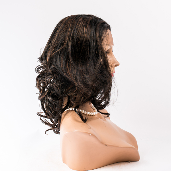 synthetic and human hair mix lace wig.jpg