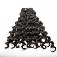 Grade 5A cheap jerry curly hair extensions for sale YJ 66