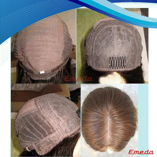 human hair kosher wig