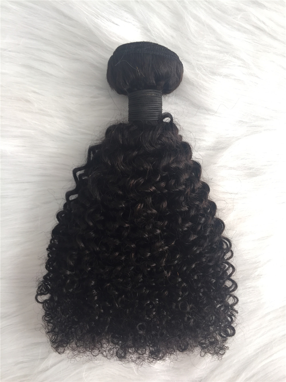 Virgin Unprocessed kinky curl Human Hair Supplier Wholesale Hair Weave Bundles YL247