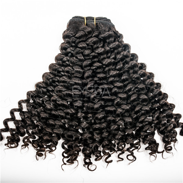 Indian kinky curly hair extensions australia YJ 64