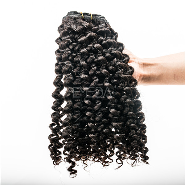 Peruvian cuticle kinky hair wholesale price lp