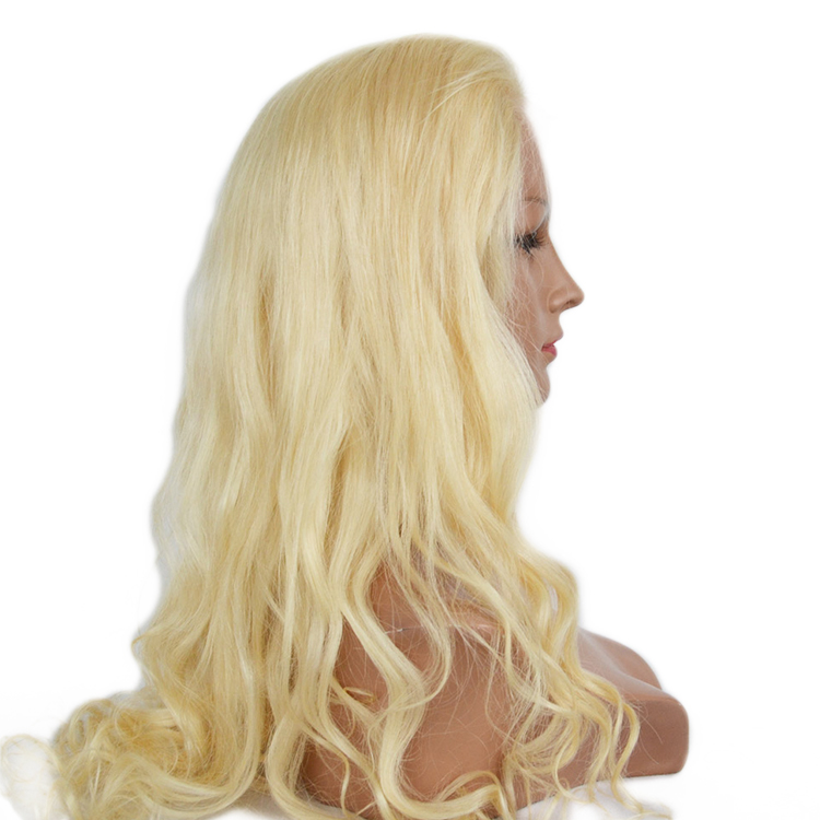 613 Color Full Lace Wig Human Hair Tangle Free Top Quality Hot Sale Hair Wig Online  LM207